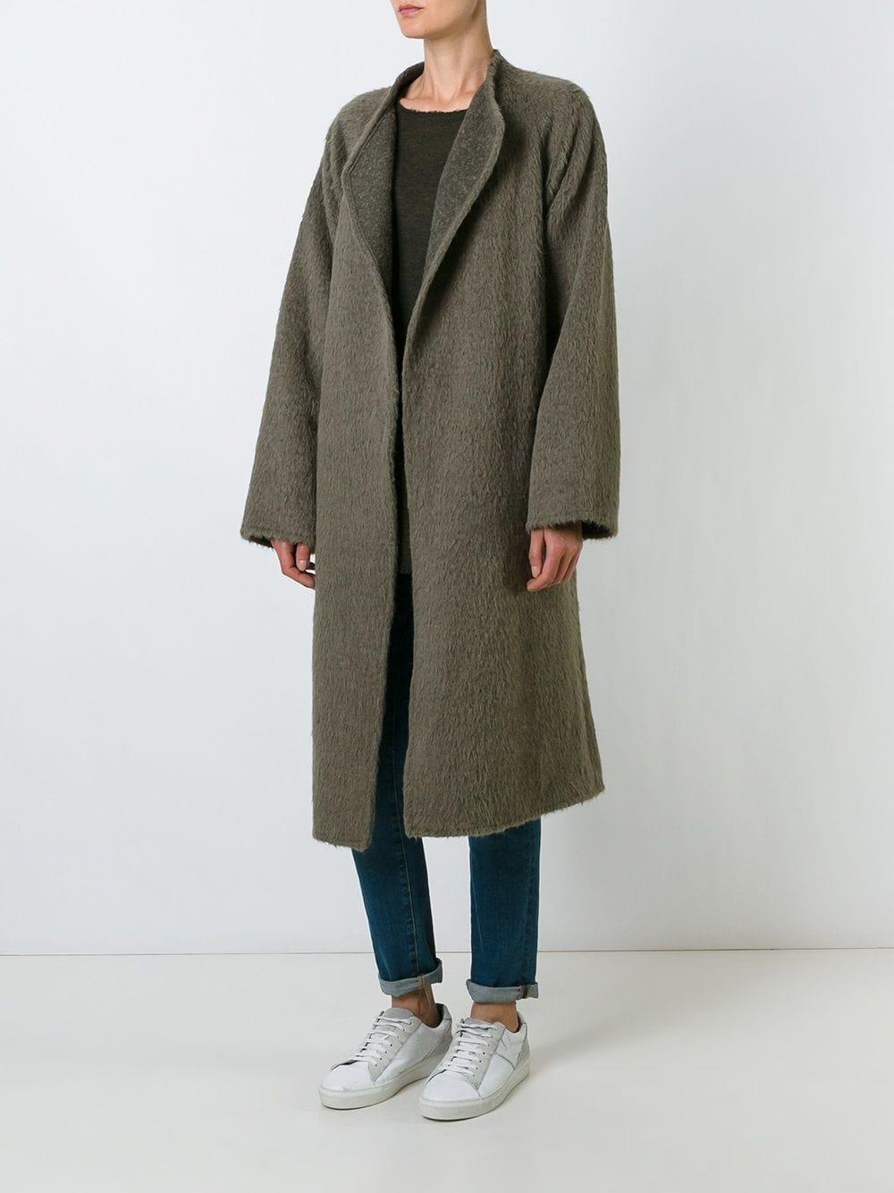 2d293c22a7c Пальто из альпака - купить в Москве